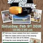 Local Artisan Cheese Day & Live music by Tyler Stehr
