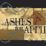 Ashes for April